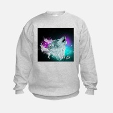 Northern Lights Wolf Spirit Jumpers