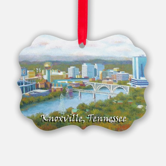 Knoxville, Tennessee Ornament