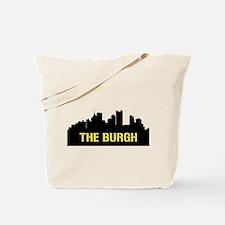 The Burgh Tote Bag