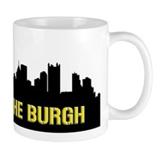 The Burgh Mug
