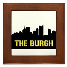 The Burgh Framed Tile
