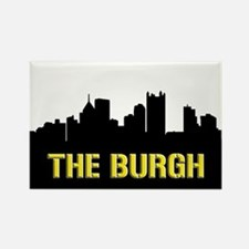 The Burgh Rectangle Magnet