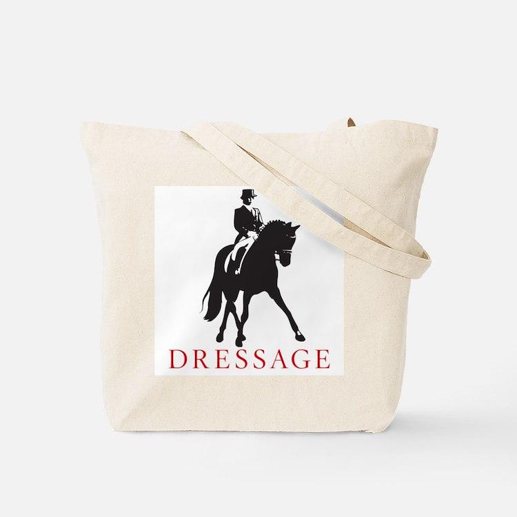 Dressage tote bag