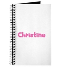 """Christine"" Journal"