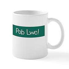 Pob Lwc - Good Luck Small Mug