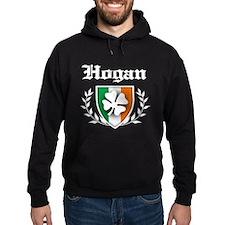 Hogan Shamrock Crest Hoodie