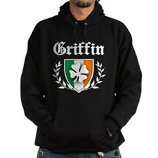 Griffin Shamrock Crest Hoody