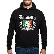 Donnelly Shamrock Crest Hoodie
