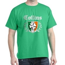 Collins Shamrock Crest T-Shirt