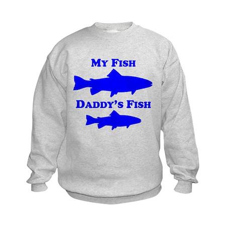 My Fish Daddys Fish Sweatshirt
