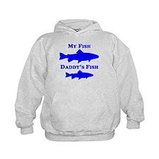 My Fish Daddys Fish Hoodie