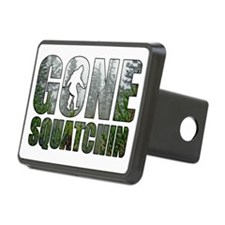 Gone Squatchin deep woods Hitch Cover