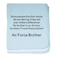 AF Brother No Prob baby blanket