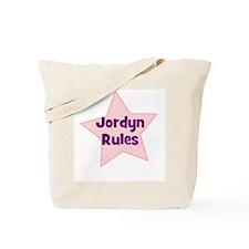 Jordyn Rules Tote Bag