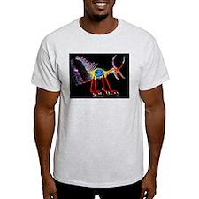African Tribal Prin T-Shirt