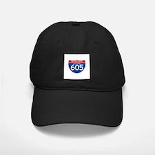 Interstate 605 - CA Baseball Hat