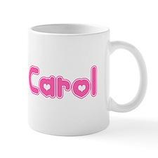 """""""Carol"""" Mug"""