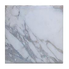 White Marble Tile Coaster