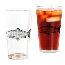 Carp Fish Drinking Glass