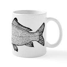 Carp Fish Small Mug