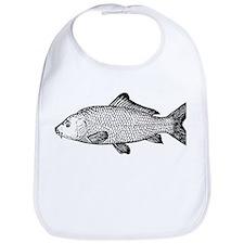 Carp Fish Bib