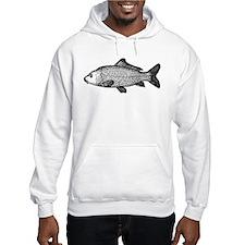 Carp Fish Hoodie