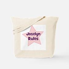 Joselyn Rules Tote Bag