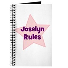 Joselyn Rules Journal