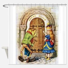 Queen Alice Shower Curtain