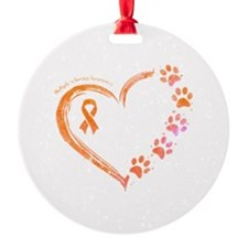 Breakfast in Bed Large Square Pet Tag