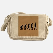 The Ascent of Man Messenger Bag