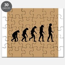 The Ascent of Man Puzzle