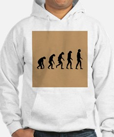 The Ascent of Man Hoodie