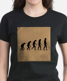 The Ascent of Man T-Shirt