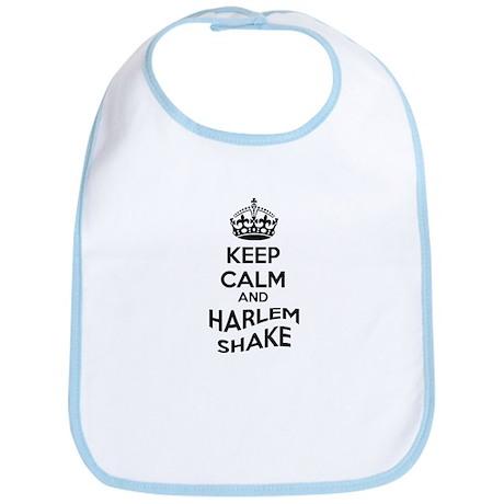 Keep Calm and Harlem Shake Bib