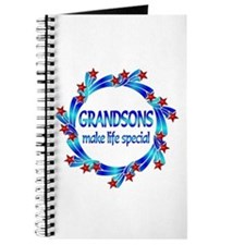 Grandsons are Special Journal