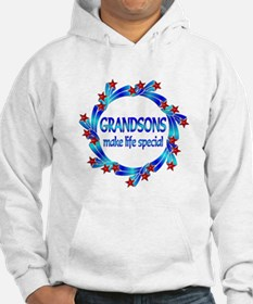 Grandsons are Special Hoodie