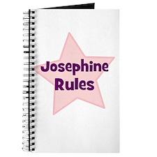 Josephine Rules Journal