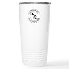 Certified American Oil Travel Mug