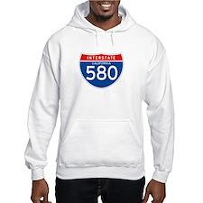 Interstate 580 - CA Hoodie
