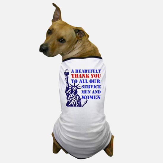 Thank You Dog T-Shirt