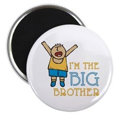 I'm the Big Brother Magnet
