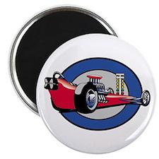Slingshot Dragster Magnet