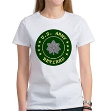Retired Army Lieutenant Colonel Shir T-Shirt