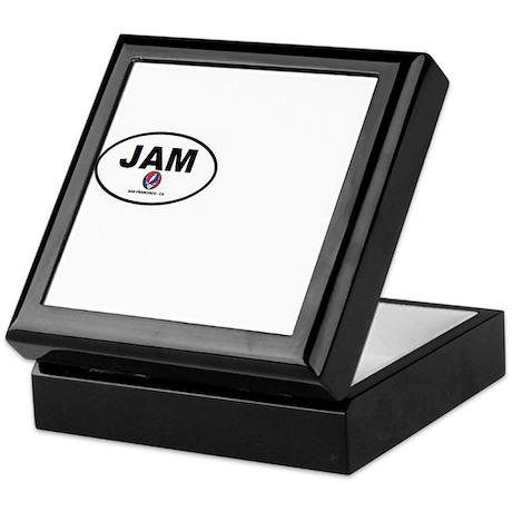 Jam San Francisco Keepsake Box