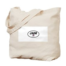 Jam San Francisco Tote Bag