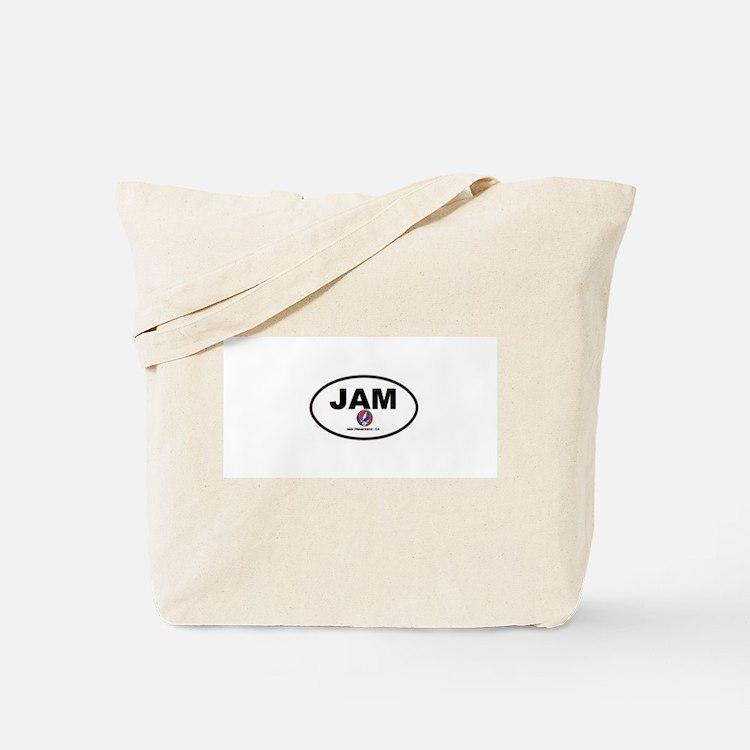 Jam San Francisco Tote Bag