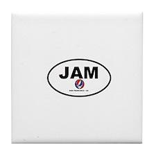 Jam San Francisco Tile Coaster