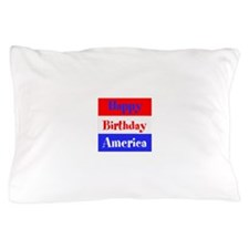 July 4th Pillow Case