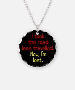 Road Less Travelled Necklace